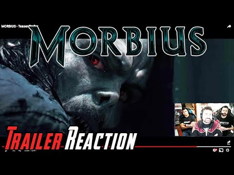 Morbius - Angry Trailer Reaction!