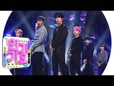 MONSTA X(몬스타엑스) - Play it Cool @인기가요 Inkigayo 20190224