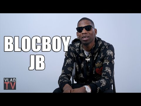 BlocBoy JB Explains 'Blow You Like a Flute' Line on 'Look Alive' Feat. Drake (Part 4)