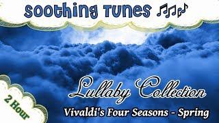 2 Hours of music to put your baby to sleep ♫♫ Music box ♫♫ Vivaldi's Four Seasons - Spring ♫♫ - YouTube