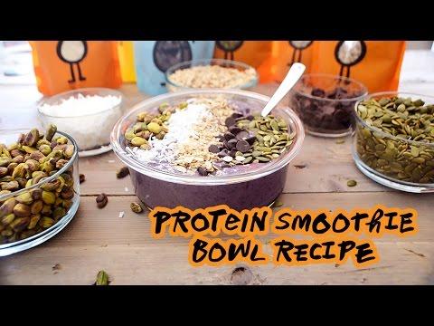 Protein Smoothie Bowl Recipe | Nuts.com