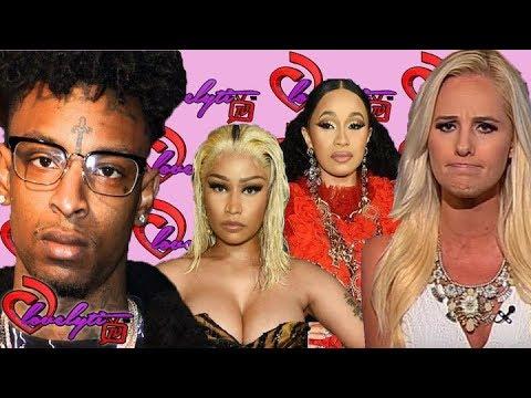 Cardi B and Nicki Minaj GO OFF on Tomi Lahren+ 21 Savage's lawyer speaks out!🗣️#fullbreakdown!