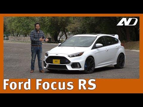Ford Focus RS - El adiós de una leyenda