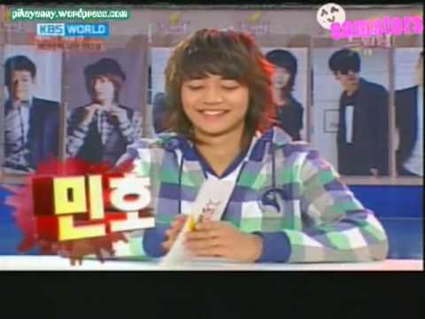 (Eng) Minho Eunhyuk Moments on DT