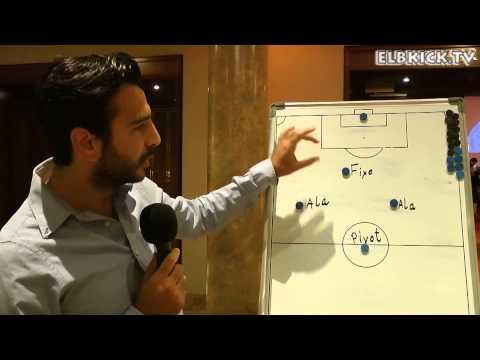 Rasenschach mit Onur Ulusoy (Trainer Hamburg Panthers) | ELBKICK.TV