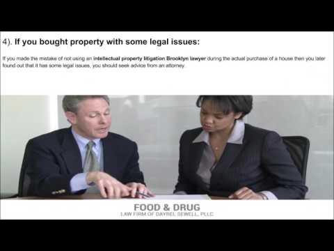 intellectual property litigation Brooklyn attorney
