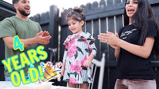 PENELOPE'S 4TH BIRTHDAY PARTY SPECIAL!!!