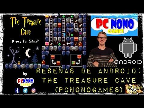 Reseñas de Android: The Treasure Cave (PCNONOGames)