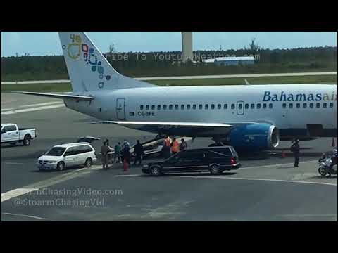 Bahamas Air, Nassau Bahamas, Chris Cline Transport - 7/5/2019