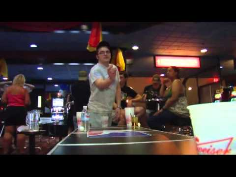 Beer Pong Tournament @ Club Cal Neva.mp4