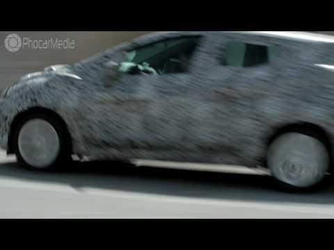 Vídeo espía Nissan Micra 2017