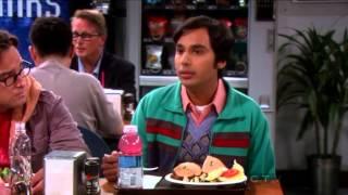 """Rajesh """"Raj"""" Koothrappali - """"I eat alone, I sleep alone, I cry alone"""""""