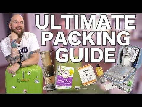 What's in our Travel Pack
