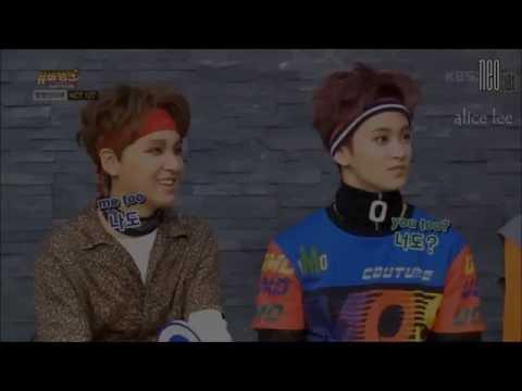 NCT Mark and Donghyuck (Haechan) moments part 2 #Markhyuck #Markchan