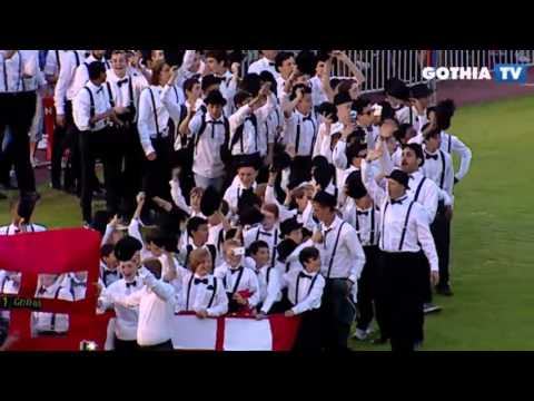 Parade of Nations - England (Gothia Cup)