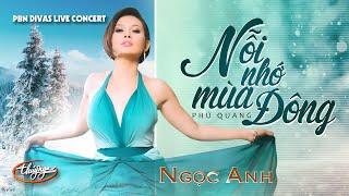 Ngọc Anh - Nỗi Nhớ Mùa Đông (Phú Quang) PBN Divas Live Concert