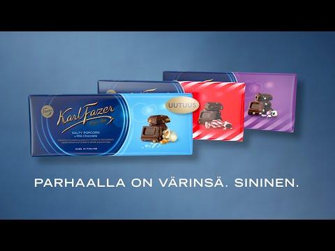 Maista jännittäviä suklaamakuja: popcorn, piparminttu ja lakritsirae