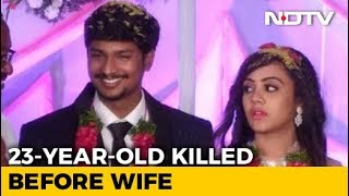 In Telangana Caste Killing, 1 Crore Contract And An ISI An..