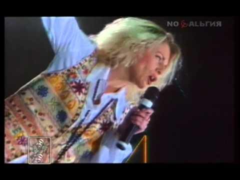 Nataliya Vetlitskaya — Magadan (Live 1994) / Наталья Ветлицкая — Магадан