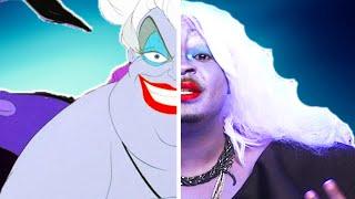 Cheap Vs. Expensive Drag Disney Villains