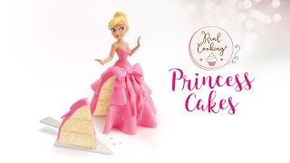 Pink Princess Cake - Real Cooking