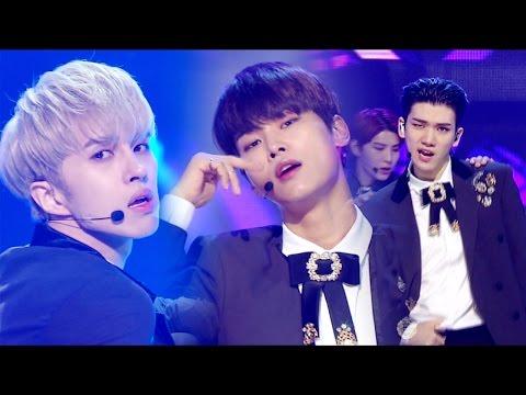 《SEXY》 VIXX (빅스) - The Closer @인기가요 Inkigayo 20161113