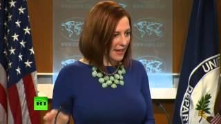 Джен Псаки: Последние полгода Украина соблюдала Минские соглашения, а Россия – нет
