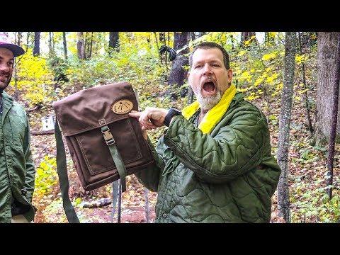 3 Day Wilderness Camp - Big Bushcraft Rendezvous | Episode 9