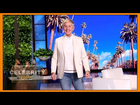 ELLEN DeGENERES is ENDING her TALK SHOW - Hollywood TV