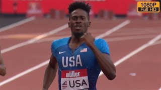 Men's 400m at Athletics World Cup 2018