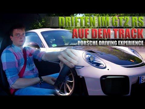 Driften mit dem Porsche 911 GT2 RS auf dem Testtrack // VLOG + REVIEW // Deutsch German