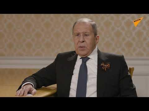 Lavrov: Donbass'ta savaştan kaçınılabilir ve kaçınılmalı