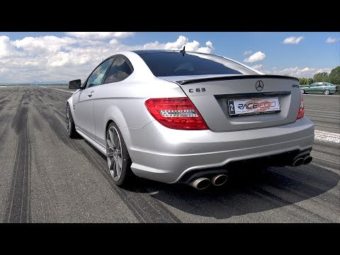 1080HP GAD Motors Mercedes-Benz C63 AMG Coupe