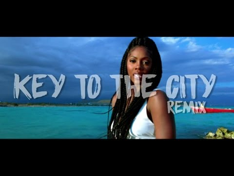 Tiwa Savage Ft. Busy Signal - Key To The City Remix ( Official Music Video )