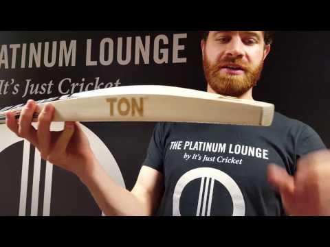 TON Platinum Players Cricket Bat