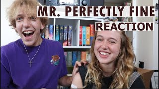 Mr. Perfectly Fine (From the Vault) - Taylor Swift REACTION