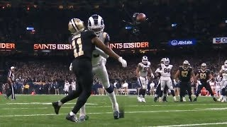 All 4th Quarter Controversial Calls in the 2018 NFC Championship Game