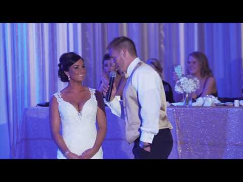 Groom Surprises Bride With Puppy At Wedding! PRICELESS Reaction!