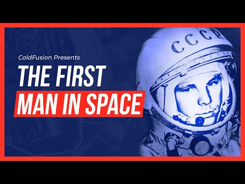 The First Human in Space - A Mysterious Death