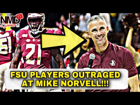 MARVIN WILSON says Florida State HC Mike Norvell LIED and threats to Boycott!!!