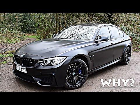 REASONS WHY I LOVE MY BMW M3!!