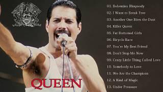 クイーン最高ヒット ♥ Q u e e nーズ 人気曲 メドレー ♥最高の曲 Q u e e n♥