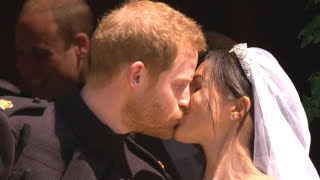 Lip-Reader Reveals Prince Harry's First Wedding Day Words to Meghan Markle