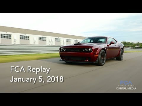 FCA Replay: January 5, 2018