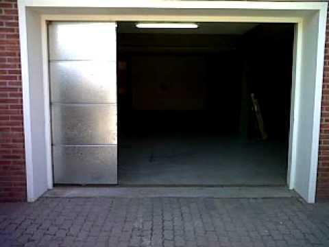 Portón Corredizo Galvanizado - Macario Portones