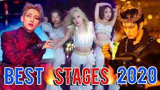 BEST KPOP STAGES OF 2020! That Had me Shook - PART2
