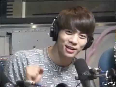 [120420] Jjong ㅎㅅㅎ♥  '' My 소담누나~ Is The Prettiest ''