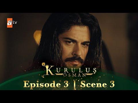 Kurulus Osman Urdu | Episode 3 - Scene 3