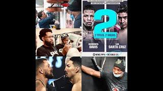 Gervonta Tank Davis vs Leo Santa Cruz: All Access, Lomochenko vs Lopez, Mega Fight Devin Haney
