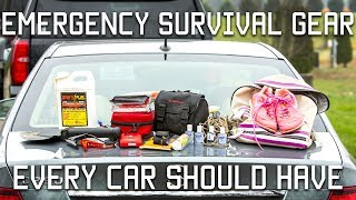 Emergency Equipment for your Car | Survival Gear | Tactical Rifleman